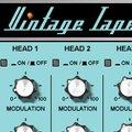 Retro Sampling Vintage Tape Delay
