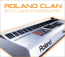 Roland Clan 6th anniversary