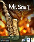 Samplemodeling Mr. Sax T.