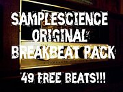 Brown Coffee Recordings SampleScience Original Breakbeat Pack