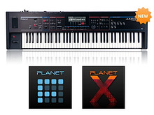 Sinevibes Roland Juno Stage products