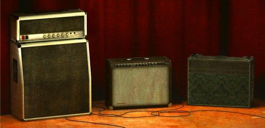 Softube Studios Vintage Amp Room