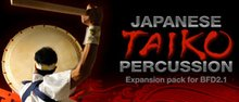 FXpansion / Sonica Japanese Taiko Percussion
