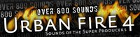SonicSpecialsts Urban Fire: Sounds Of The Super Producers Volume 4