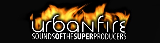 SonicSpecialists Urban Fire: Sounds Of The Super Producers