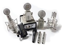 Sontronics microphones