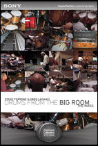 Sony Creative Software Drums from the Big Room: The Mixes