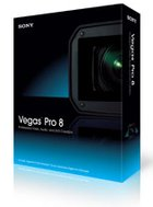 Sony Creative Software Vegas Pro 8