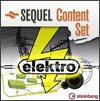 Steinberg Elektro Sequel Content set