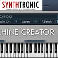 SynthTronic Machine Creator