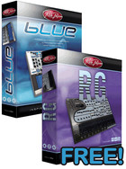 Rob Papen BLUE + free copy of RG