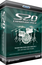 Toontrack Music NY Studio Legacy Series Vol. 2