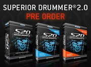 Toontrack Superior Drummer 2.0 Vol.1 pre-order