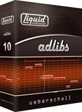 Ueberschall Liquid Instrument Series Vol. 10 Adlibs