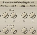 Voxengo Audio Delay v1.2.2