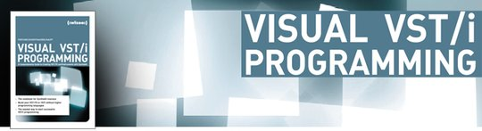 Wizoobooks Visual VST/i-Programming