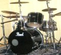 Wusik Pearl & Remo HQ Drum set