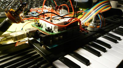 ArduinoSynth @ Narbotic