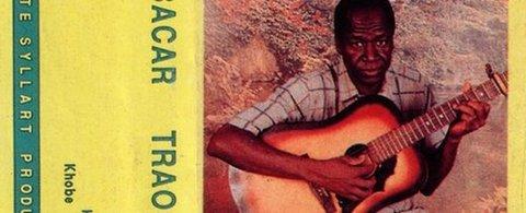 A tape of Boubacar Traoré