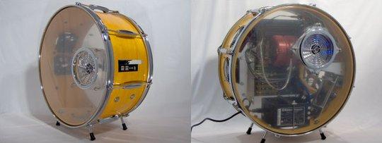 Drum computer case