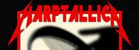 Harptallica - Harp 'Em All