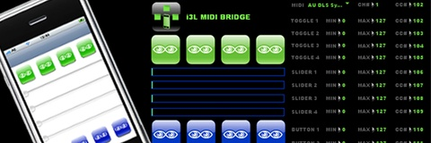 i3L MIDI bridge