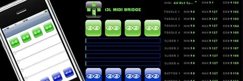 i3L MIDI bridge