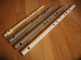 PVC flutes by Jnkyrdguy