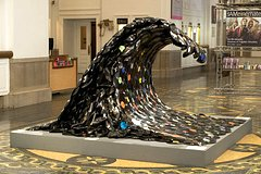 Sound Wave by Jean Shin