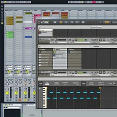KORE in Ableton Live