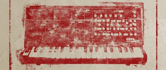 detail from KORG MS20 desktop wallpaper