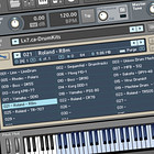 Lx7.ca drumkits for Kontakt 3