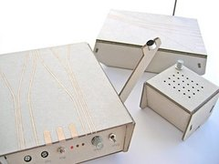 Ohm - lo-fi cardboard sampler
