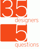 Smashing Magazine - 35 designers x 5 questions