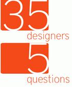 Smashing Magazine - 35 designers x 5 questions