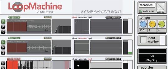 The Amazing Rolo Wii Loop Machine 2.0