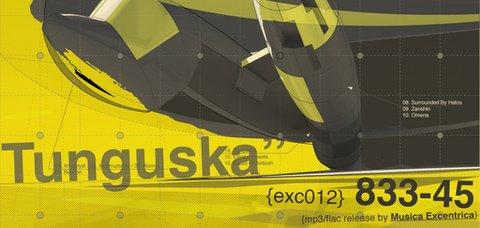 exc012: 833-45 - Tunguska