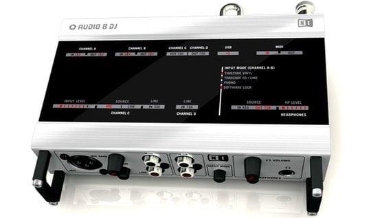 native instruments shipping audio 8 dj. Black Bedroom Furniture Sets. Home Design Ideas
