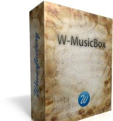 Musicbox at rekkerd.org