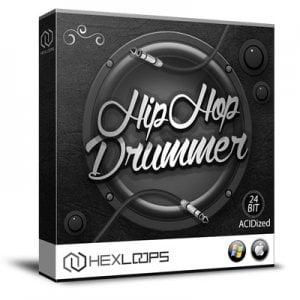 Hex Loops Hiphop Drummer