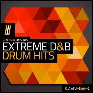 zenhiser extreme dnb drum hits