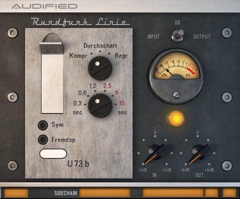 Audified u73b compressor
