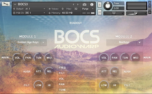 AudioWarp BOCS Vol 3