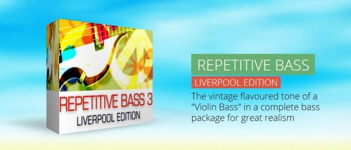 Dream Audio Tools Repetitive Bass Liverpool Edition