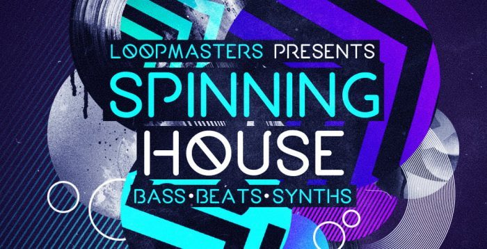 Loopmasters Spinning House