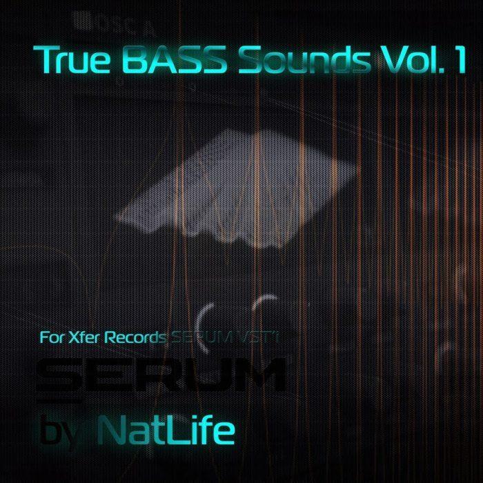 NatLife Bass Sounds Vol 1 for Serum