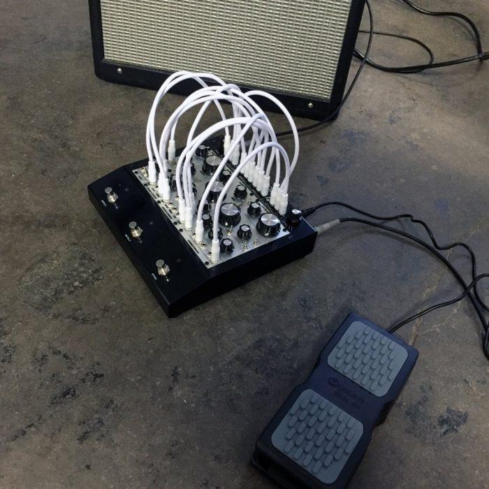 Pittsburg Modular Patch Box