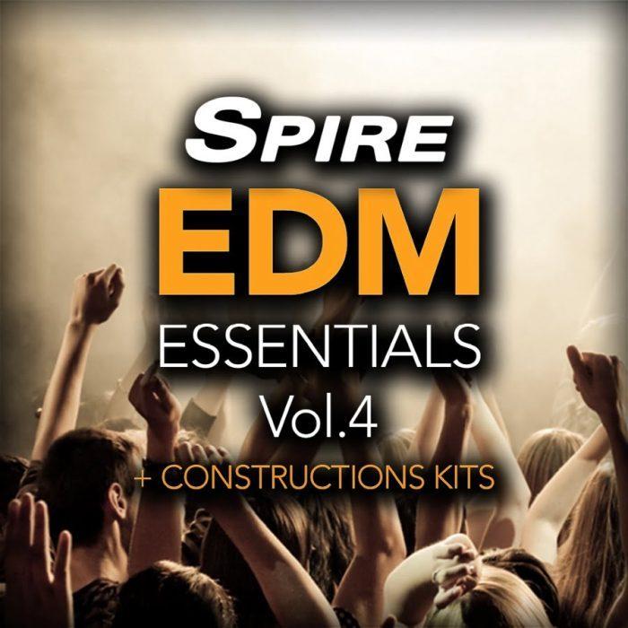 Reveal Sound Spire EDM Essentials Vol 4