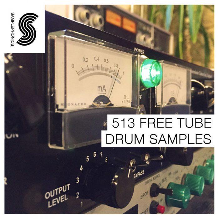 Samplephonics 513 Free Tube Drum Samples
