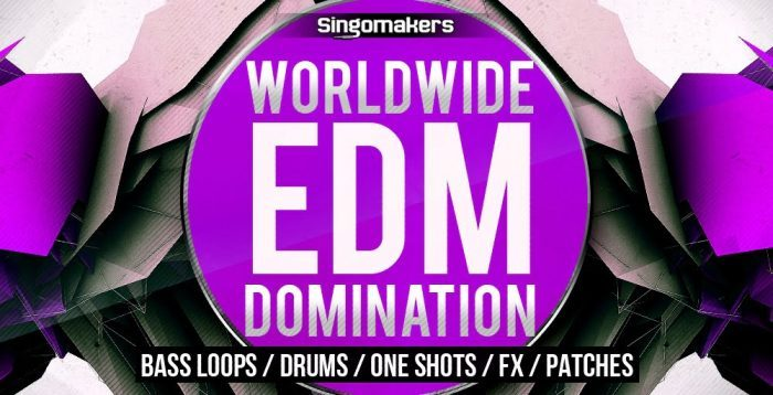 Singomakers Worldwide EDM Domination